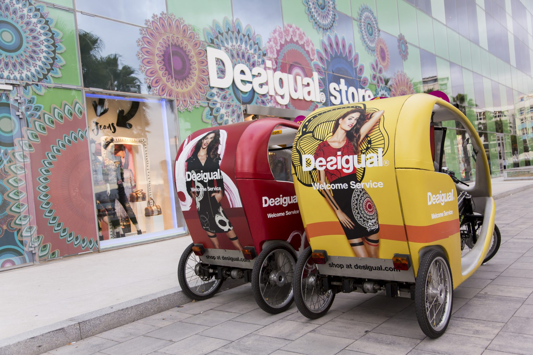 näher an exquisites Design heißes Produkt Desigual has been a sponsor of Trixi Barcelona for 11 ...
